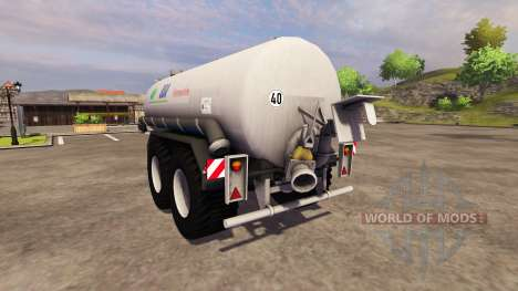 Trailer-tank BSA Pumptankwagen 1997 for Farming Simulator 2013