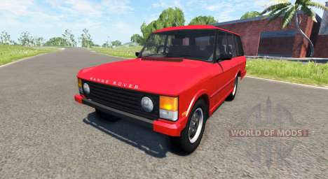 Range Rover Classic for BeamNG Drive