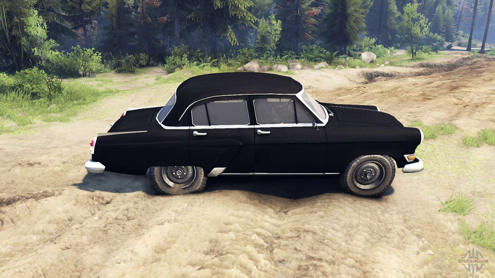 GAZ-23 Volga: technical specifications, modifications 94