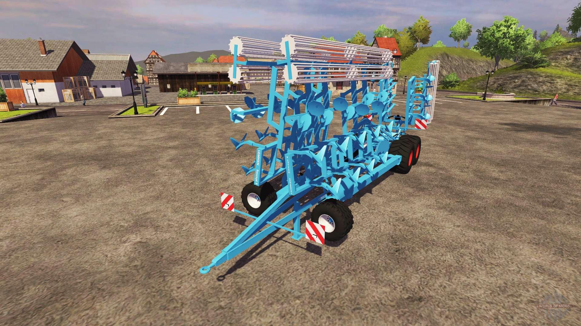 Farming Simulator 2013 Cultivator