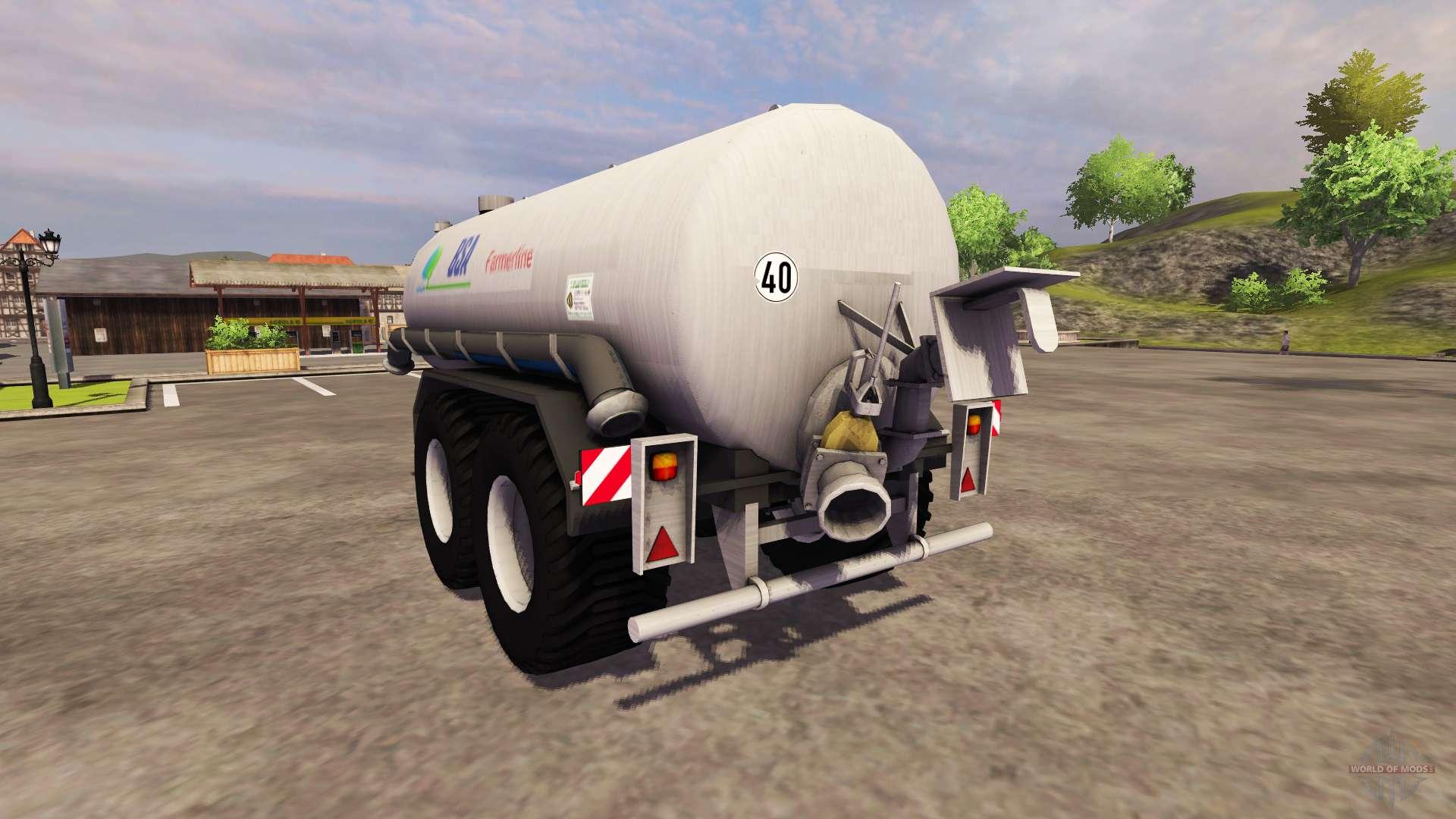 Как взять навоз в farming simulator 2018