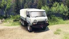 UAZ-3909 6x6