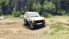 VAZ-2121 Niva v2.0 for Spin Tires
