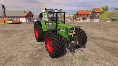 Fendt Favorit 615 LSA 1991
