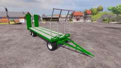 Transport trailer for Farming Simulator 2013