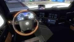 New interior Volvo