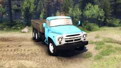 ZIL-165 restyling for Spin Tires