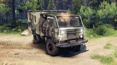 GAZ-66 v1.4 for Spin Tires