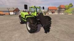 Loader Deutz-Fahr Agrovector 30.7 for Farming Simulator 2013
