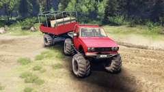 Toyota Hilux Truggy v1.0 wheels1
