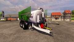 Trailer Pichon Guellefass 19500i for Farming Simulator 2013