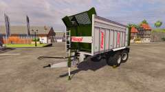 Trailer Fliegl ASW 268 2011