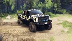 Ford F-350 Super Duty 6.8 2008 v0.1.0 camo2