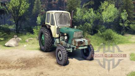 UMZ-6K for Spin Tires