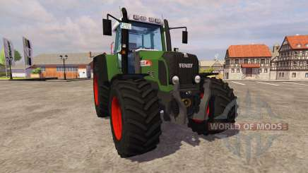 Fendt 820 Vario TMS v2.1 for Farming Simulator 2013