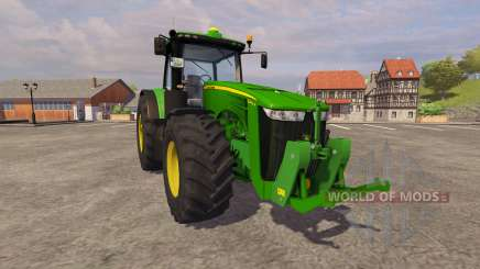 John Deere 8360R 2011 v1.5 Final for Farming Simulator 2013