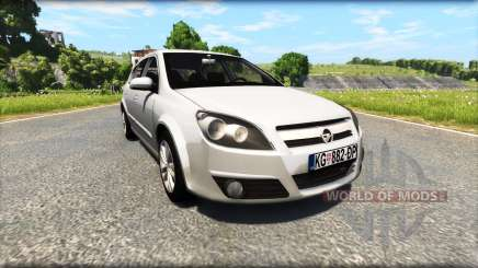 Opel Astra H for BeamNG Drive