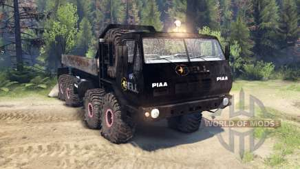 KrAZ-E v1.3 bell for Spin Tires