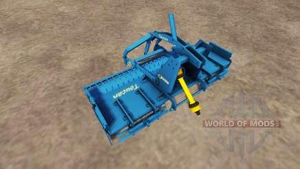 Harrow Rabe Toucan SL 3000 for Farming Simulator 2013