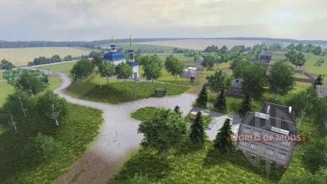 Location The Farm Dawn for Farming Simulator 2013