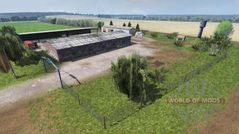 Location S. Voskresenka for Farming Simulator 2013