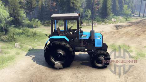 MTZ Belarus 892 for Spin Tires