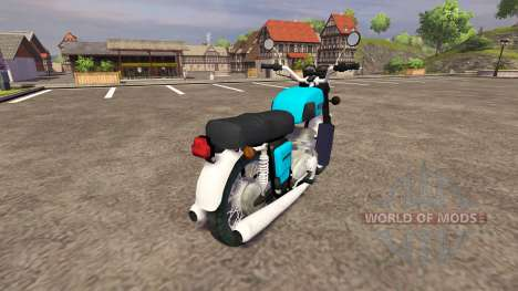 IZH Jupiter 4 for Farming Simulator 2013
