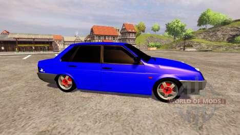 VAZ 21099 tuning for Farming Simulator 2013