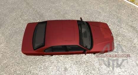 BMW 525 E34 for BeamNG Drive