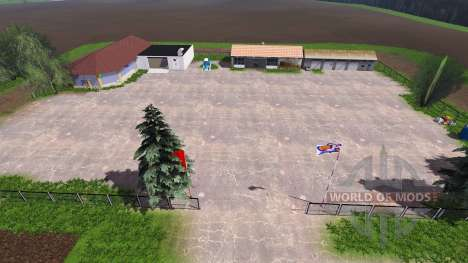 Location Dry v2.5 for Farming Simulator 2013