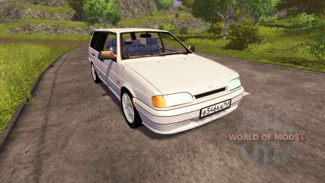 VAZ 2115 estate for Farming Simulator 2013