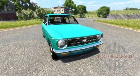 Toyota Corolla Sprinter 1969 for BeamNG Drive