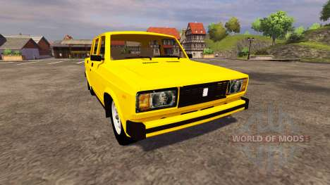 VAZ 2105 for Farming Simulator 2013