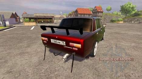 VAZ 2101 for Farming Simulator 2013