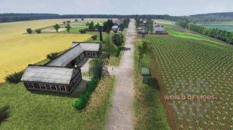 Location S. Voskresenka for Farming Simulator 2013