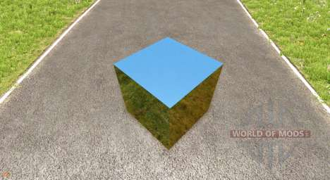 Mirror cube for BeamNG Drive