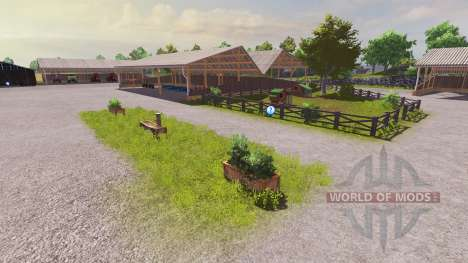 FunkyTown for Farming Simulator 2013