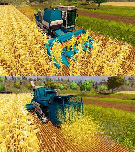 Yenisei RM for Farming Simulator 2013