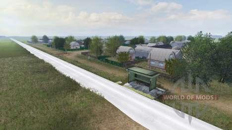 Location Novgorodova v3.0 for Farming Simulator 2013