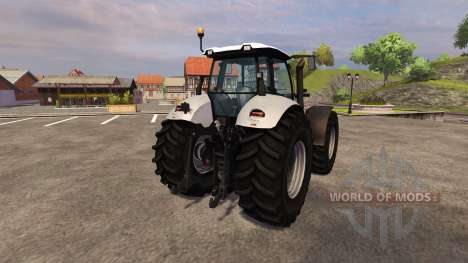 Deutz-Fahr Agrotron X 720 silver for Farming Simulator 2013