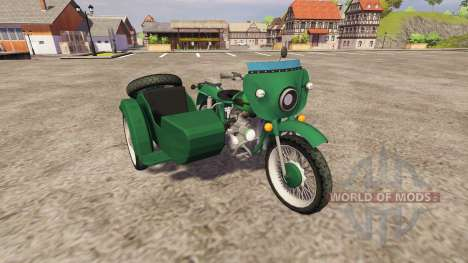 Ural M 67 36 for Farming Simulator 2013