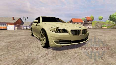 BMW 535i 2010 for Farming Simulator 2013