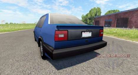 Volkswagen Jetta for BeamNG Drive