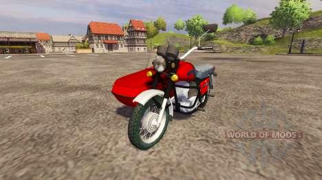 IZH Planeta 5K for Farming Simulator 2013