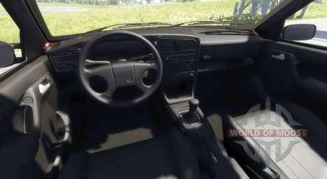 Volkswagen Passat B3 v2.0 for BeamNG Drive