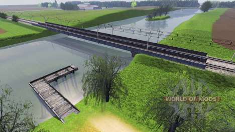 Location Dry v2.5 for Farming Simulator 2013