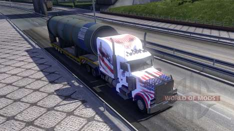 Peterbilt 379 v1.2 Amel for Euro Truck Simulator 2