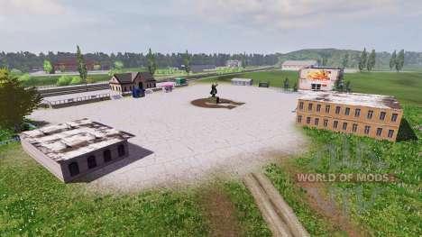 Location Samara-Volga v2.0 for Farming Simulator 2013