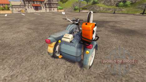 IZH Planeta 5K v2.0 for Farming Simulator 2013