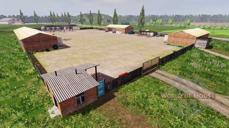 Location Samara-Volga v2.0 for Farming Simulator 2013